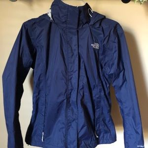 North Face Rain Jacket.